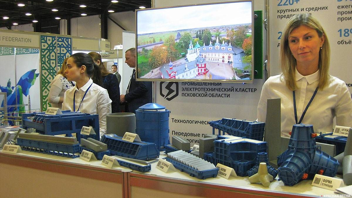3D-модели металлоформ для бетона («М-Конструктор»). Санкт-Петербург, Экспофорум. 28.11.2018 г.