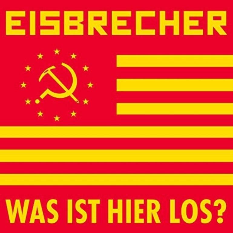 Обложка сингла «Was ist hier los?», 2017