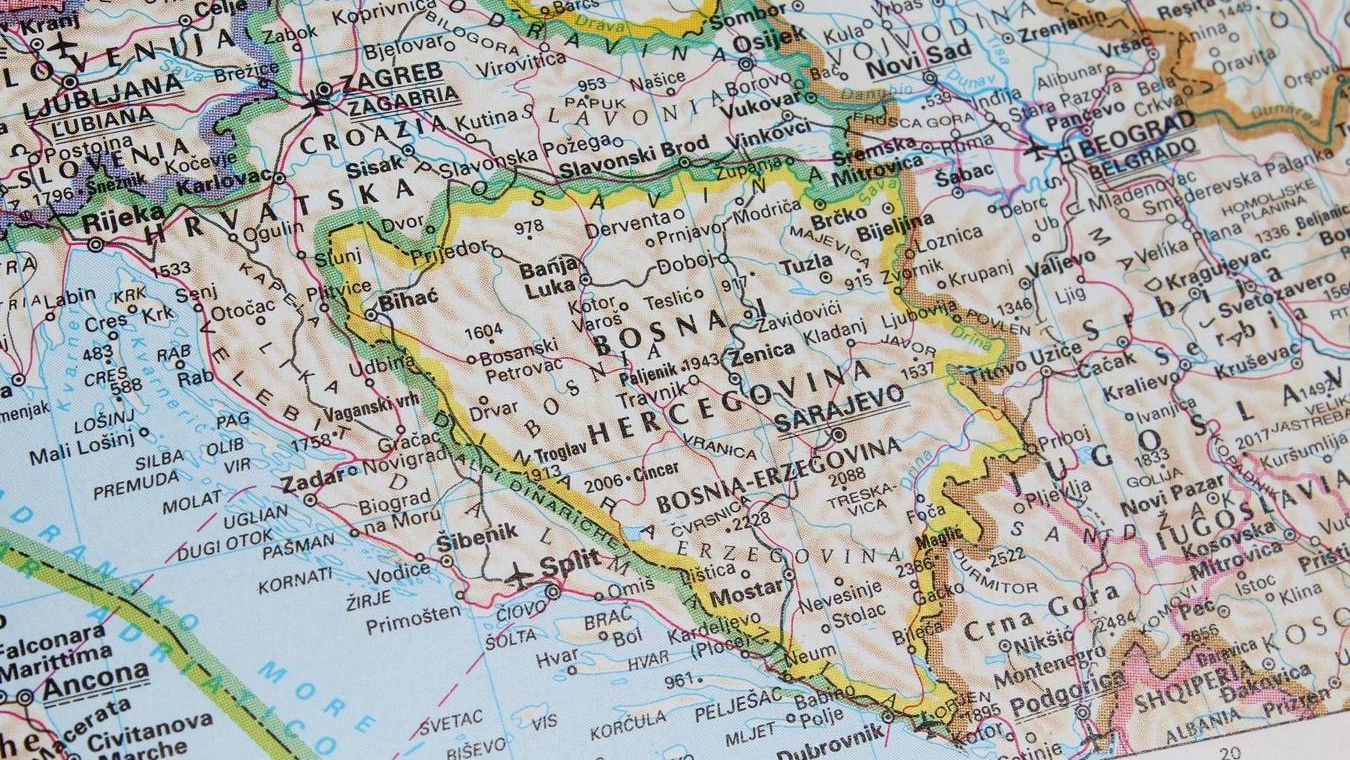 Босния и Герцеговина. Балканы