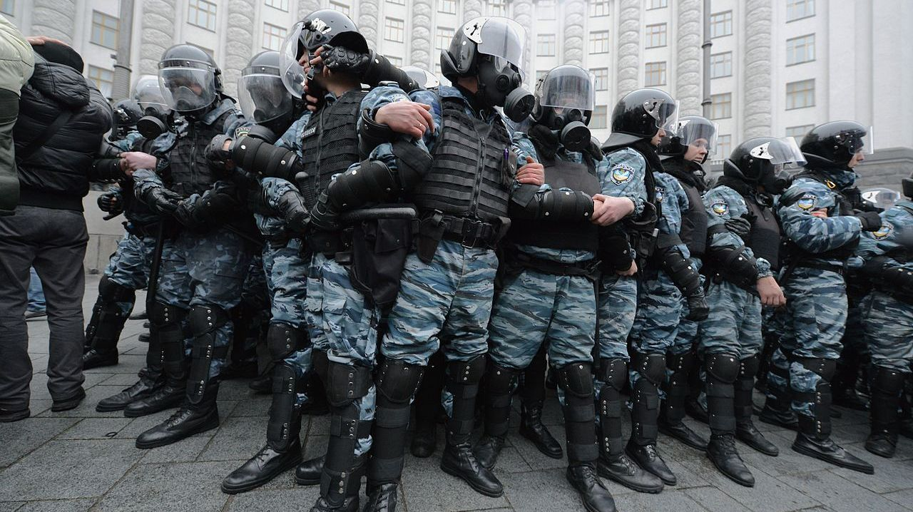 Экс-командира киевского «Беркута» невыдадут Украине из-за гражданстваРФ