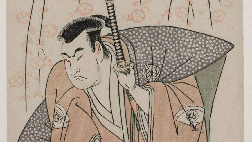 Японский самурай. XIX