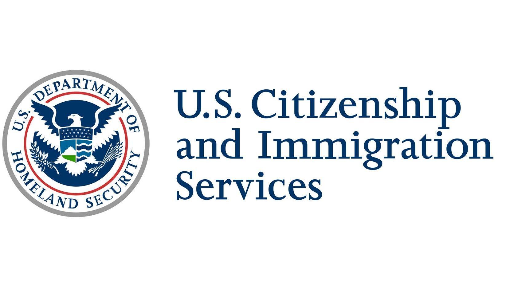 Эмблема службы гражданства и иммиграции США