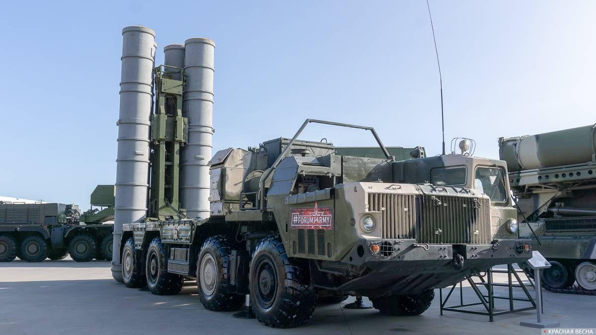 Зенитно-ракетная система С-300ПМ