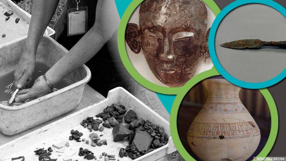 Археология за неделю