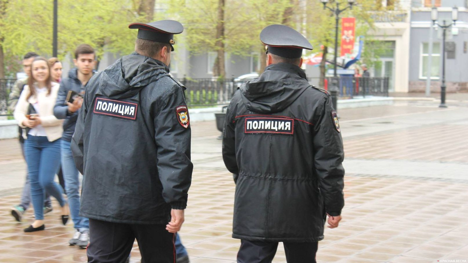 Полиция. Сотрудники