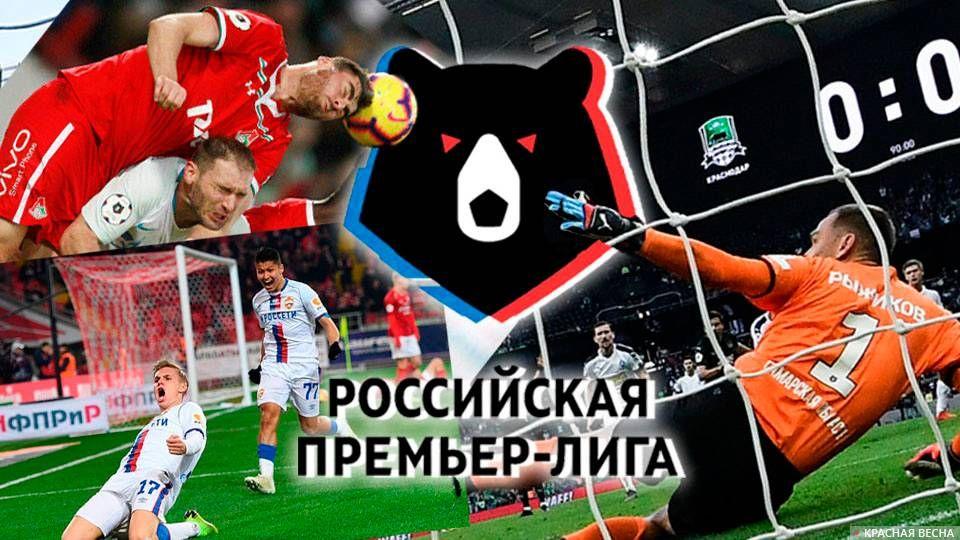 Итоги 22-го тура Российской премьер-лиги