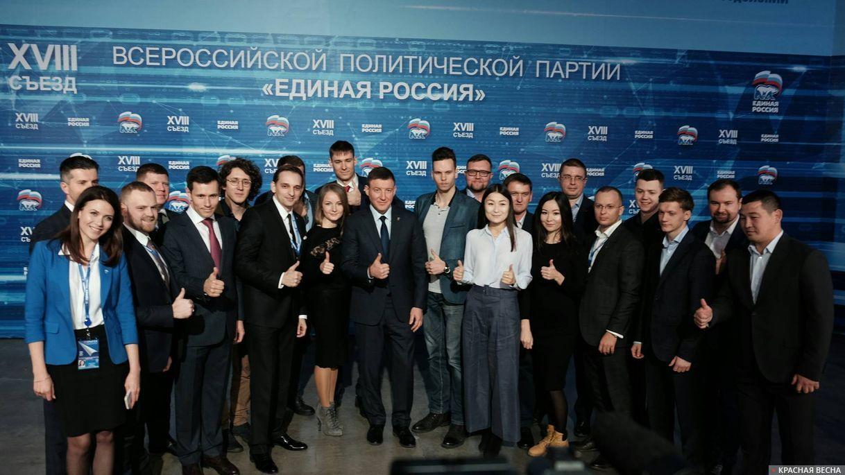 «Лидеры России»