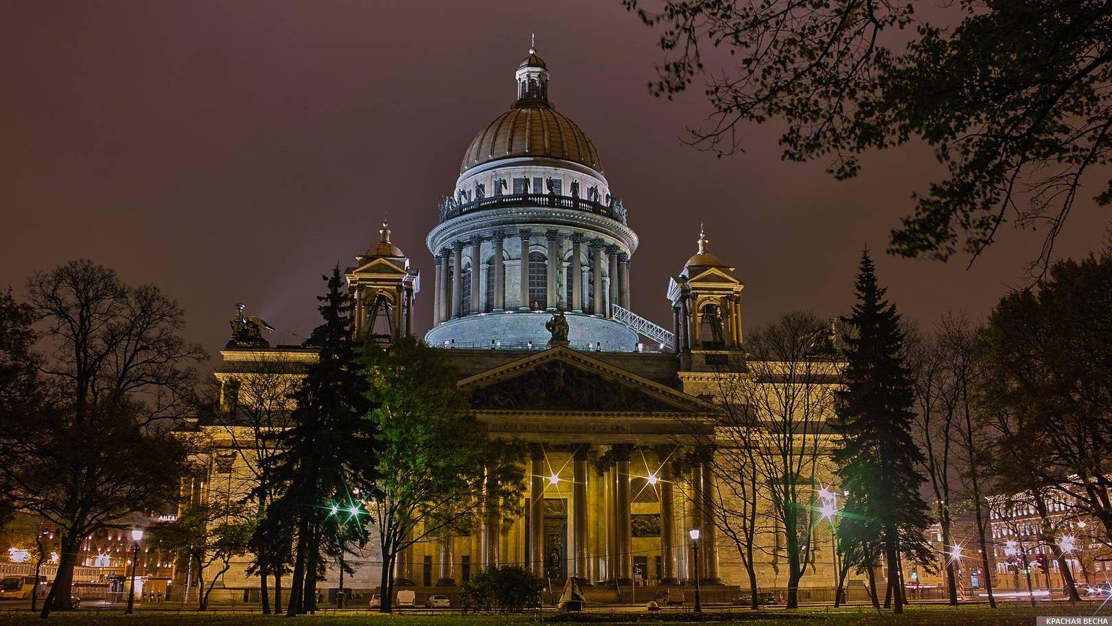 Исаакиевский собор. Санкт-Петербург. 10.2009