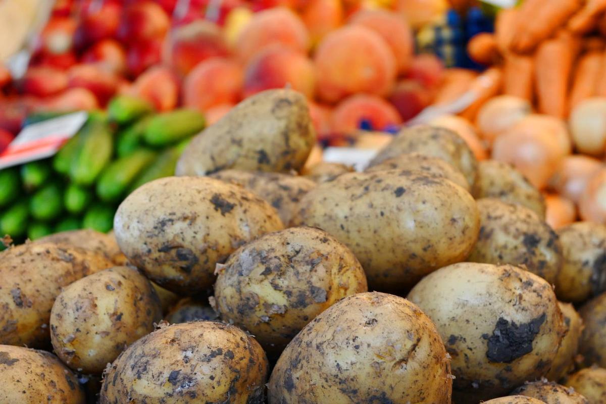 Минсельхоз Ростовской области объяснил аномально высокие цены на картофель