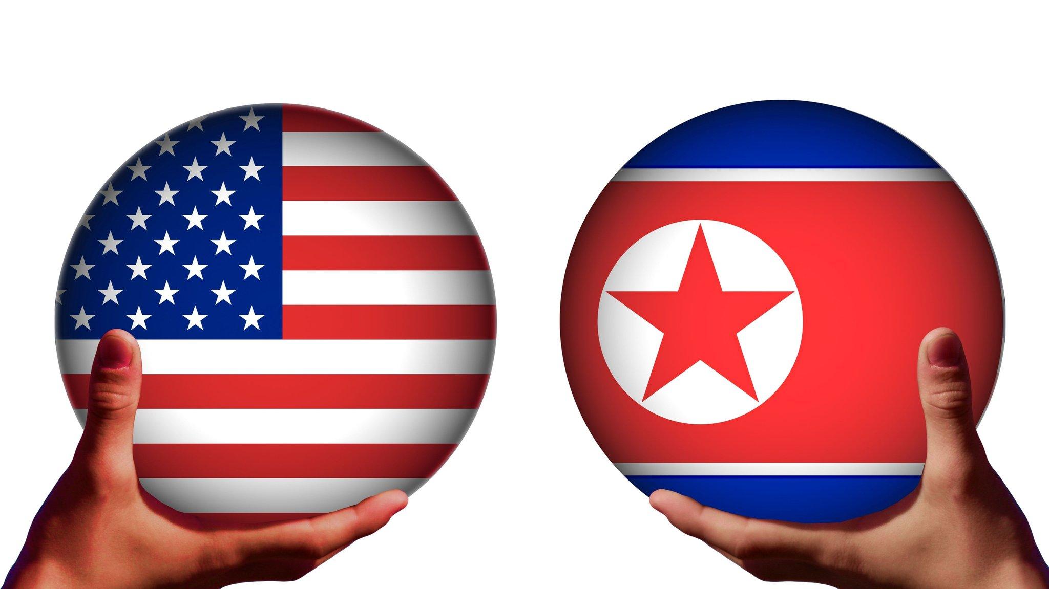 США и КНДР