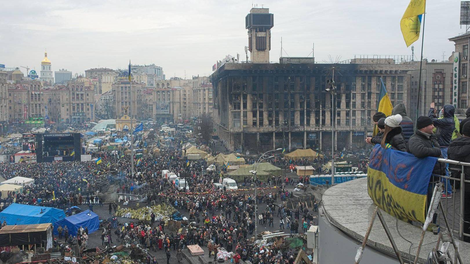 Майдан украинцу не гордость