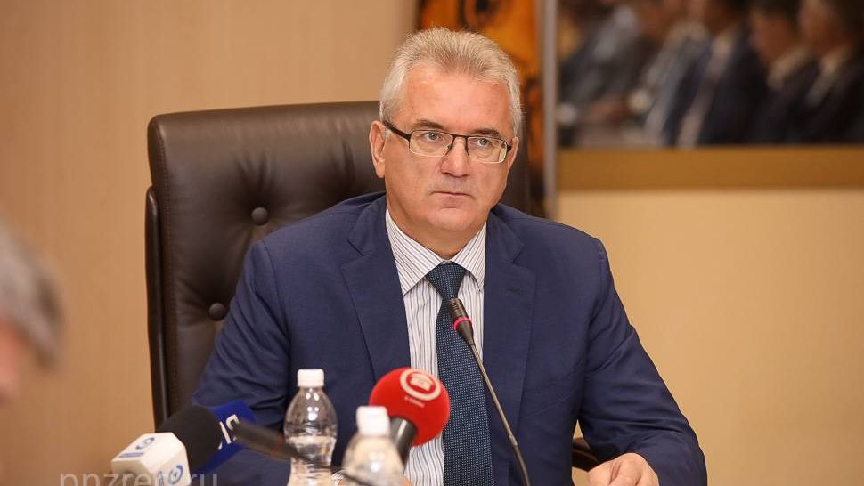 Губернатор Иван Белозерцев