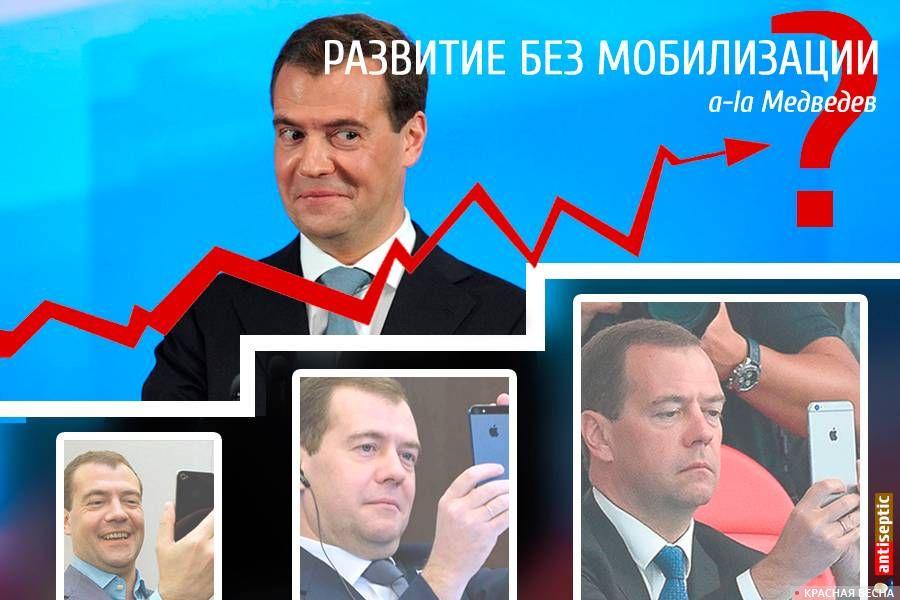Медведев Сон разума