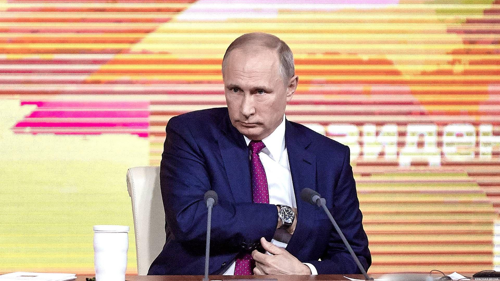 Путин сократил замглавыГУ МВД поКраснодарскому краю Юрия Кузнецова