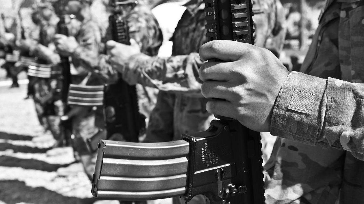 С оружием в руках