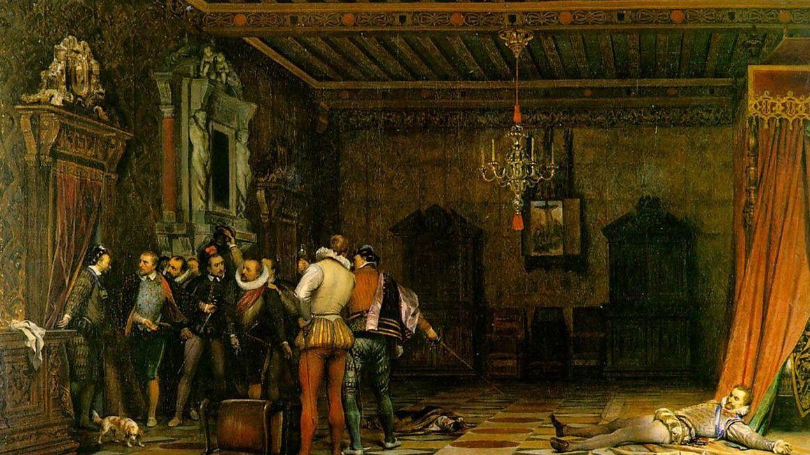 Убийство Генриха I, герцога де Гиза