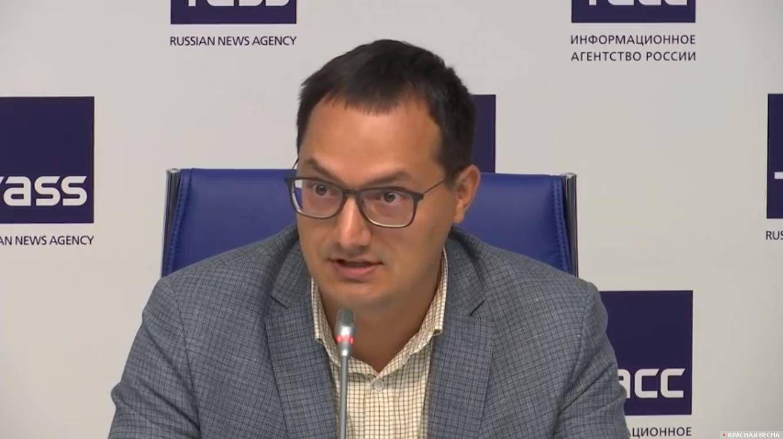 Доцент кафедры уголовного права УрГЮУ Данил Сергеев