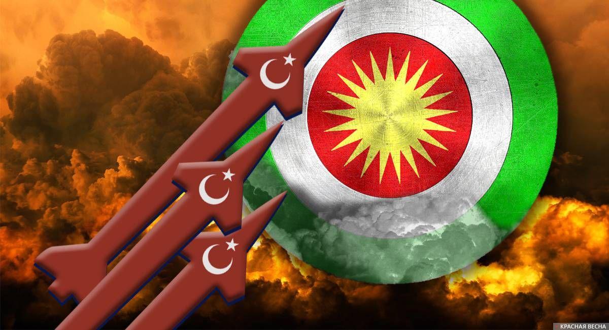Военная операция Турции