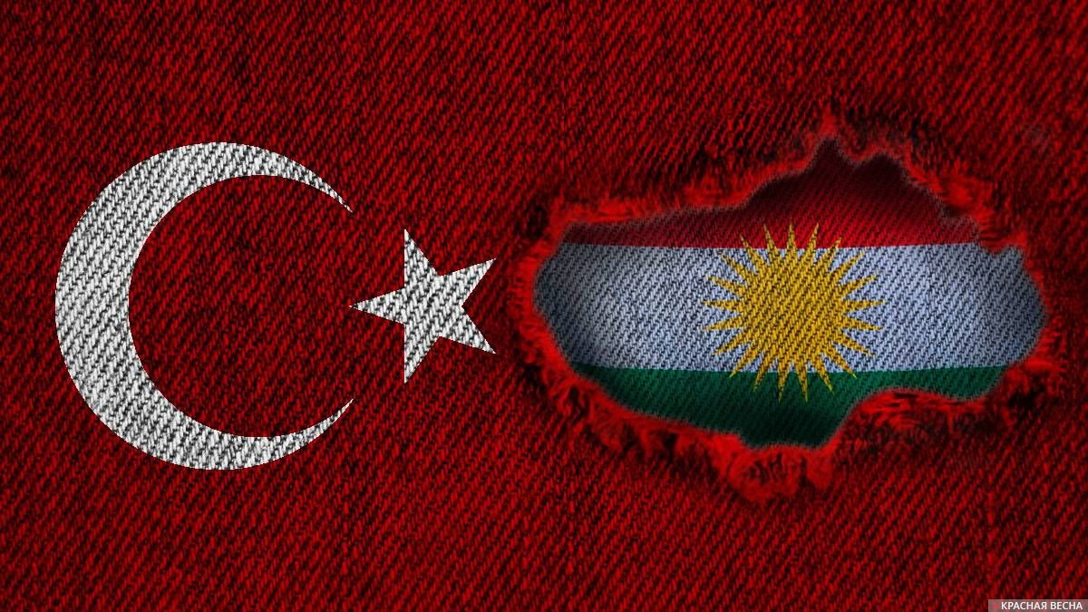 Турки и курды