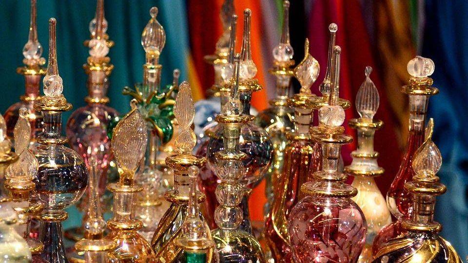 арабские духи, эссенции, базар
