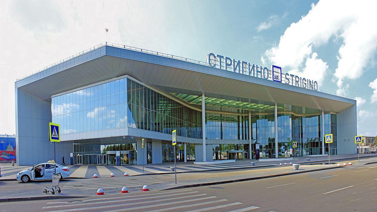 Аэропорт Стригино, новый терминал