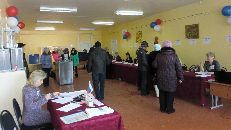 Избирательный участок № 394 г. Котлас
