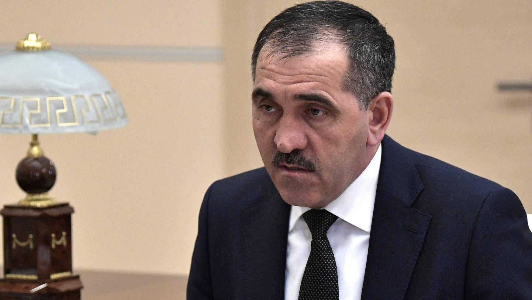 Парламенты Ингушетии иЧечни утвердил соглашение огранице
