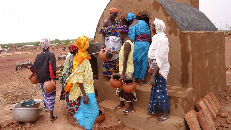 Буркино-Фасо