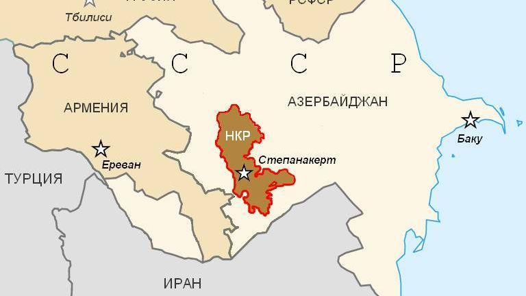 К вопросу о «бомбе, заложенной под СССР». Карабахский конфликт: сто лет тому назад и сегодня