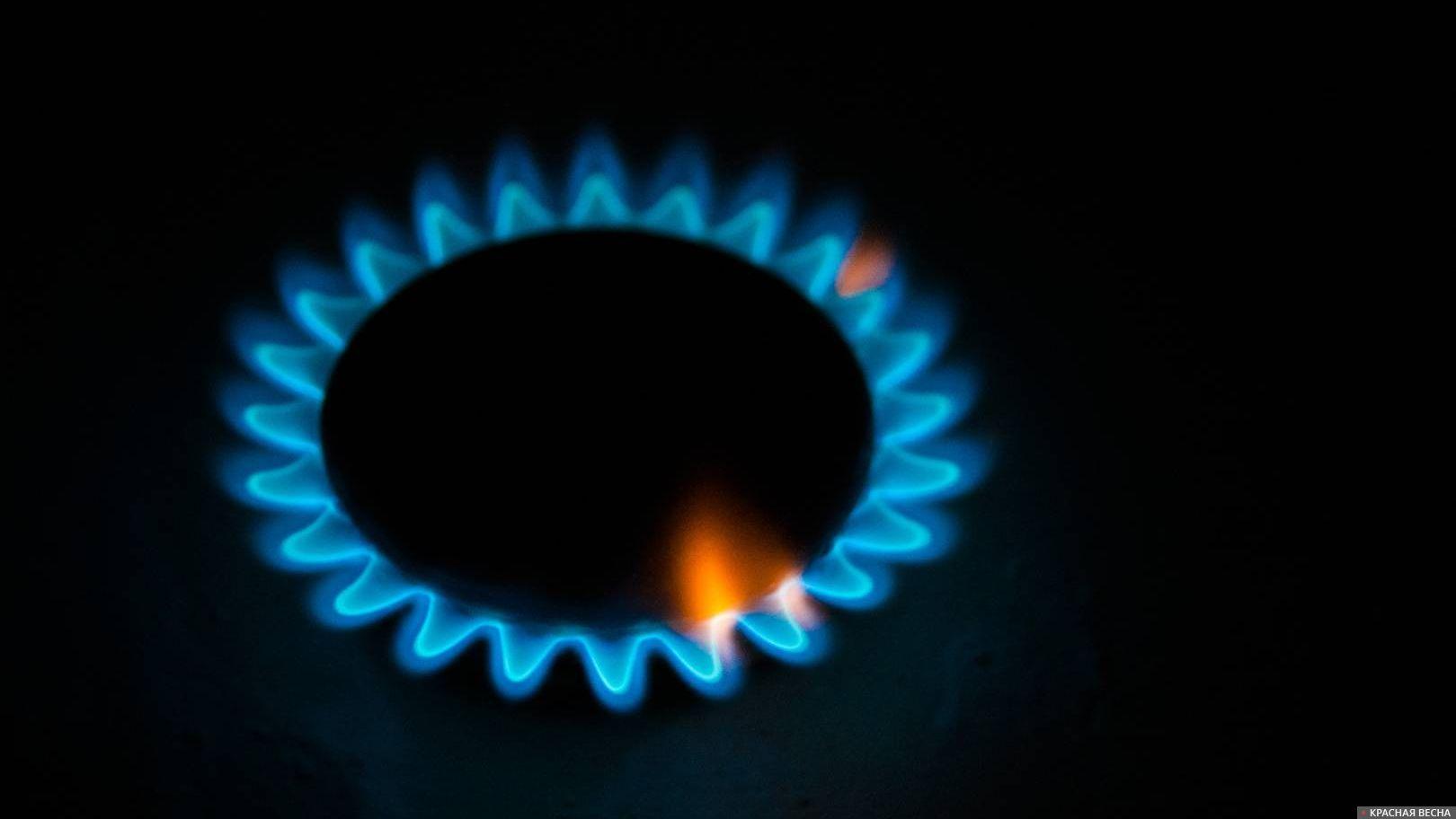Газ Газовая горелка
