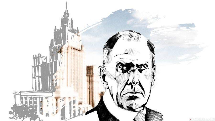 Сергей Лавров. МИД