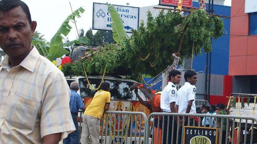 Полицейские. Шри Ланка. Коломбо