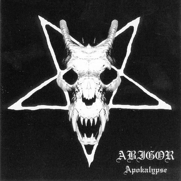 Первый альбом Abigor, выпущенный в 1997 – «Apokalypse»