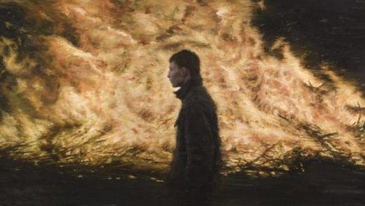 Хулио Рейес. Поджигатель (фрагмент). 2015