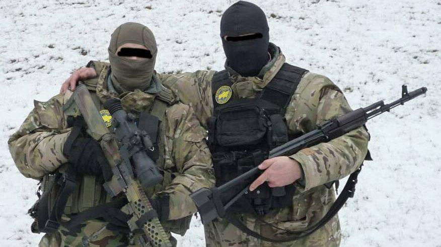 Сотрудники Центра «Миротворец» или подготовленные им сотрудники сводных групп спецназа