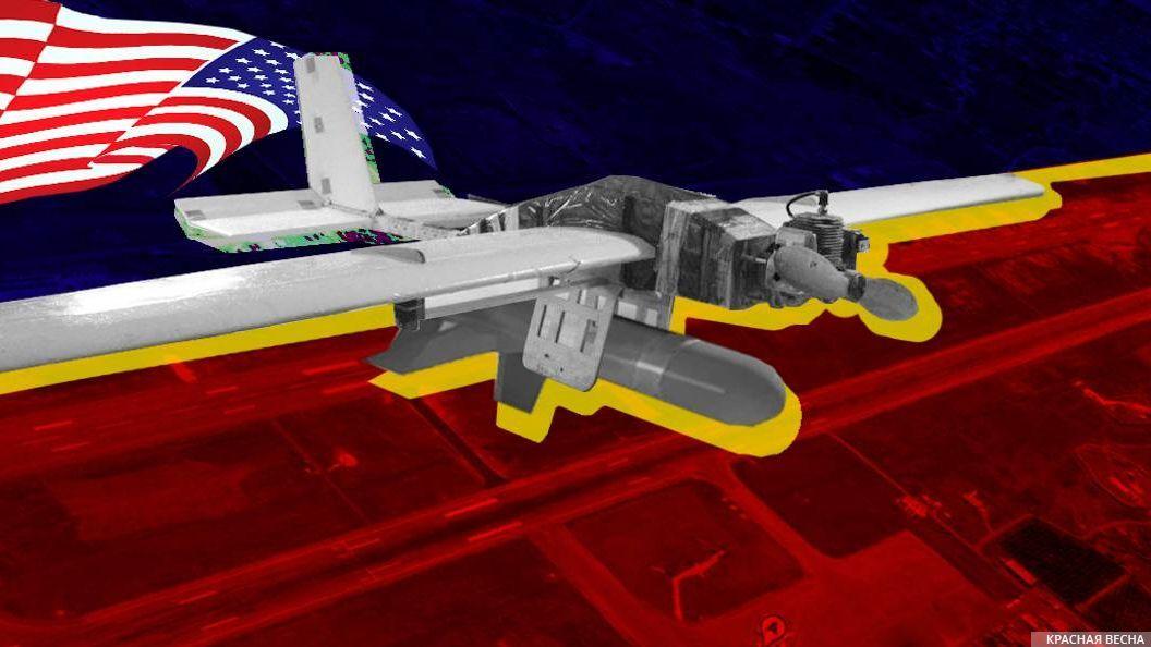 Демократия на крыльях американского самолета