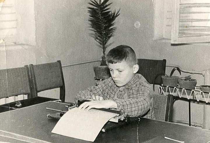 Саша Суворов. 26 марта 1965 г.