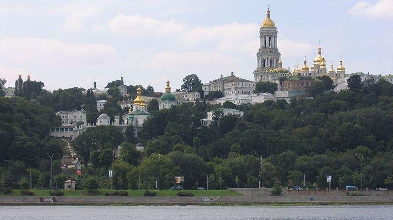 Киево-Печерская лавра, резиденция главы УПЦ Московского патриархата