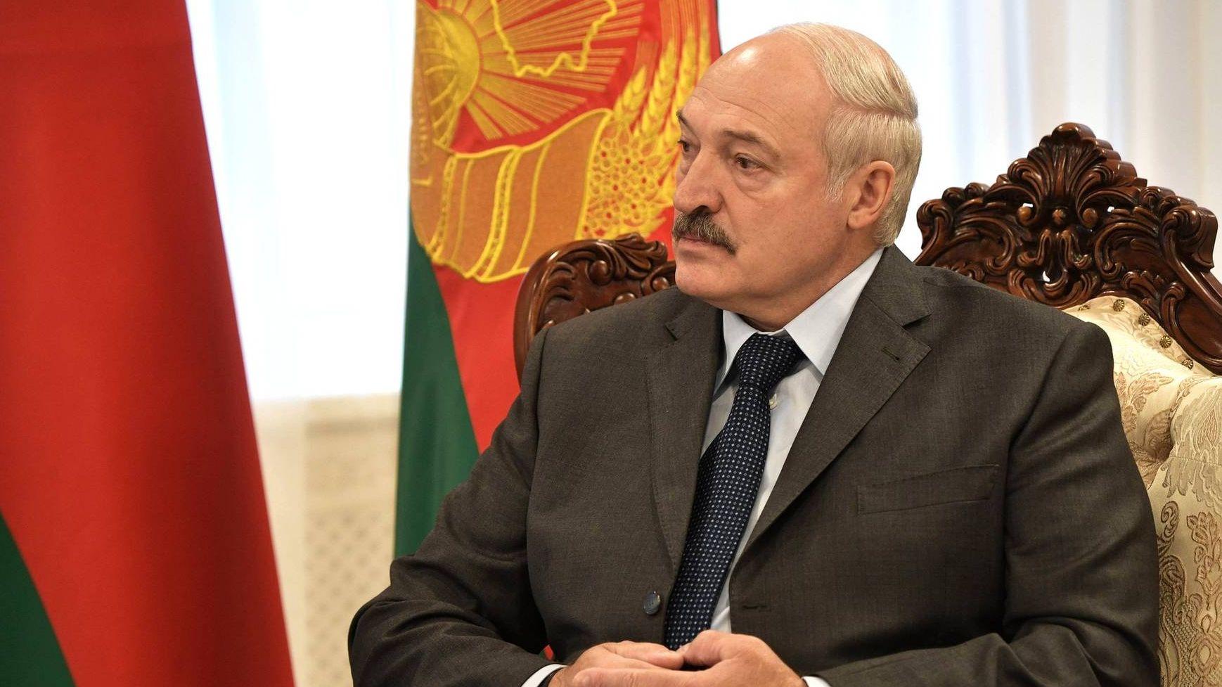 Лукашенко Александр Лукашенко