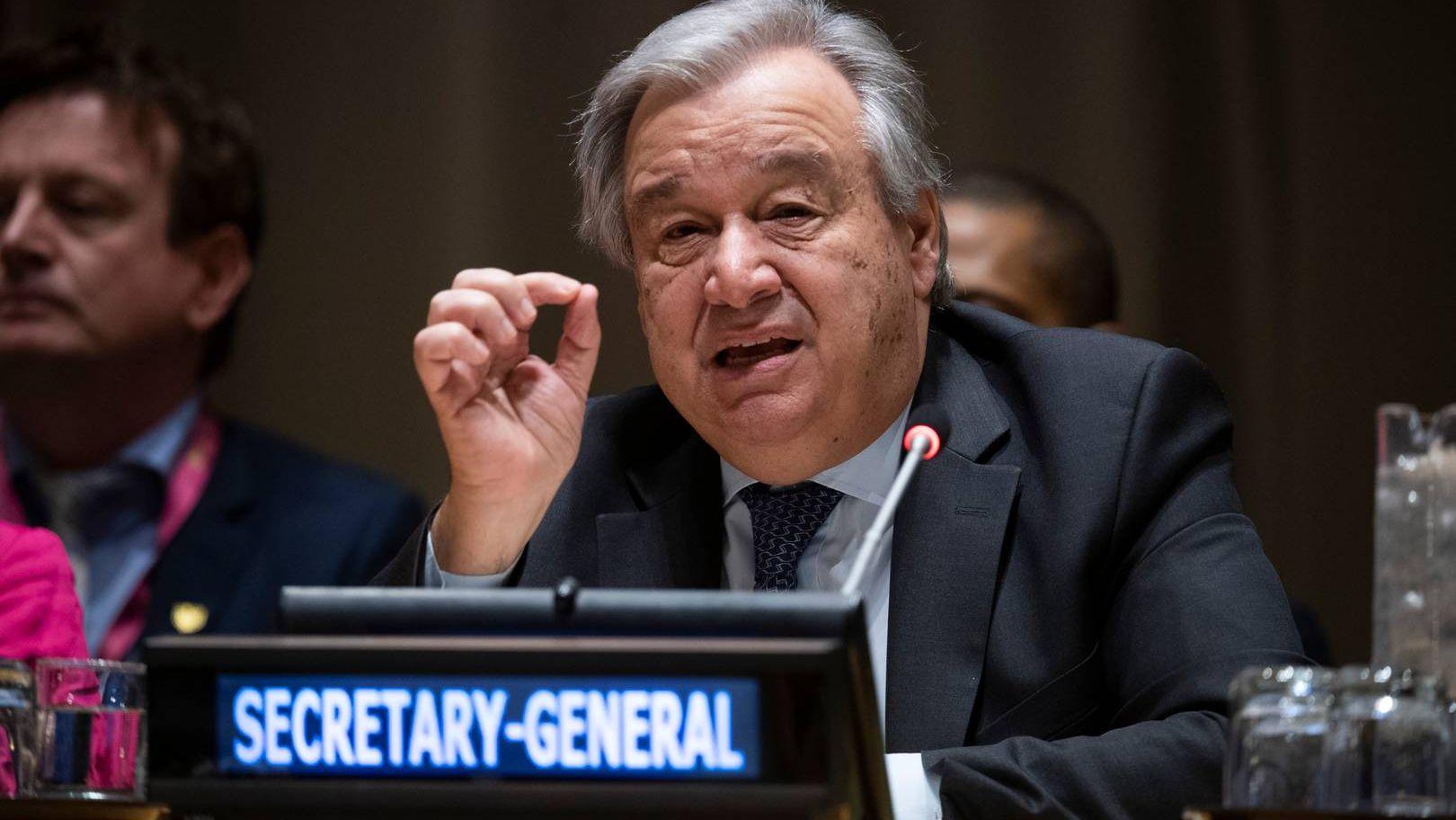 Новость часа: США отказали в выдаче визы Генсеку ООН