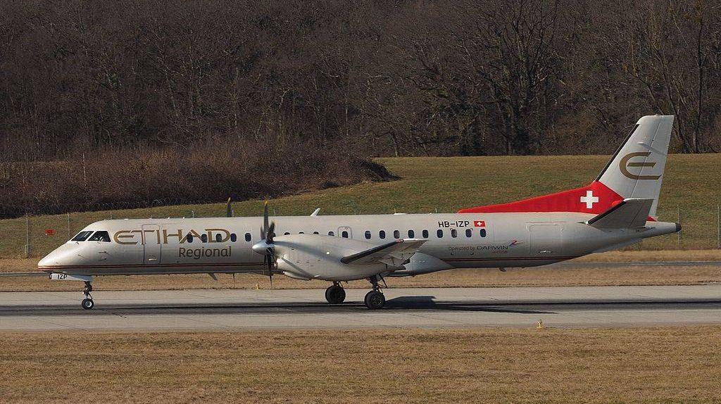Самолет Saab SB20