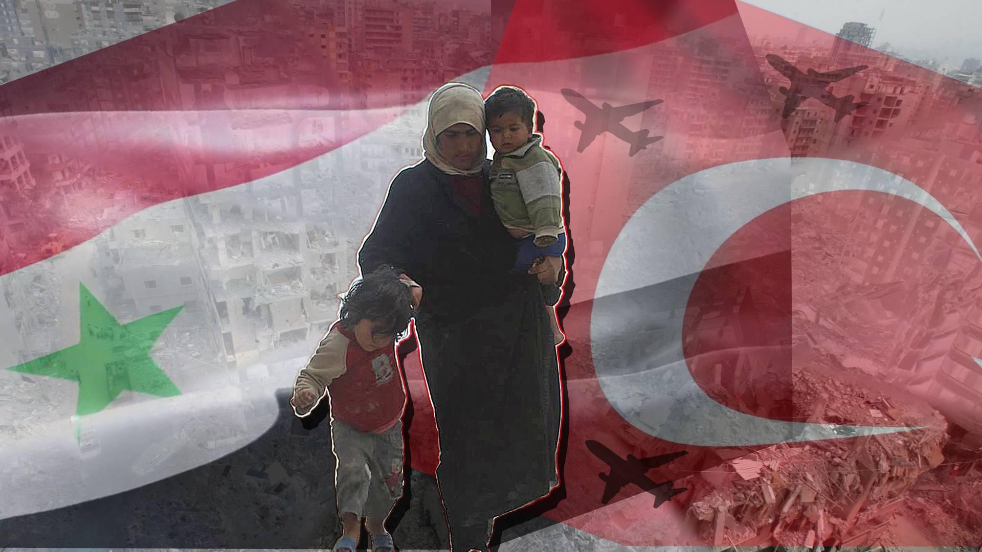 Турецко-сирийский вопрос