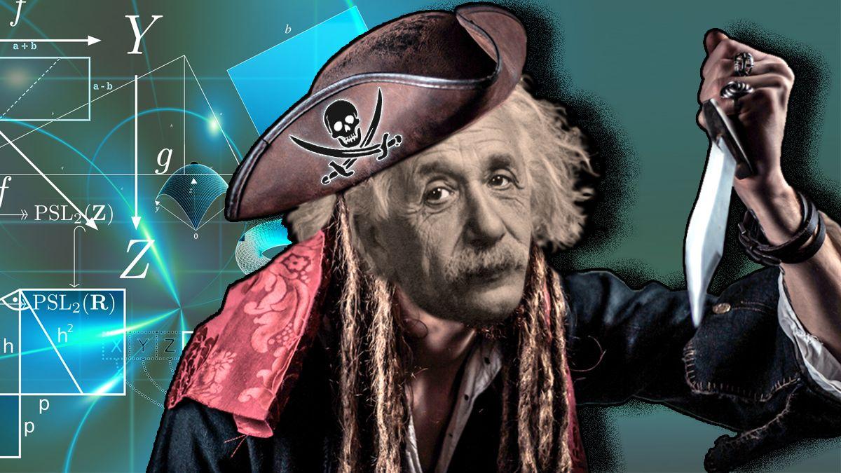 Ученый-пират