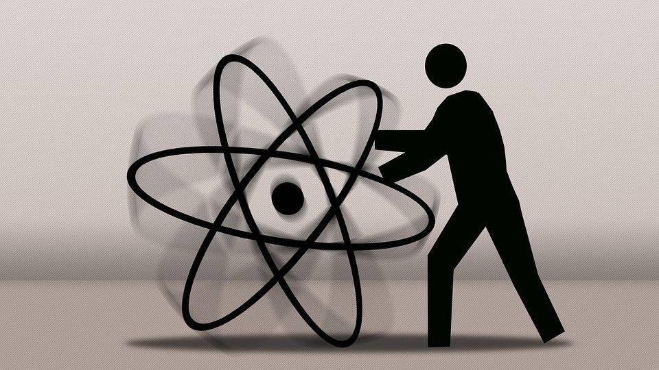 Мирный атом