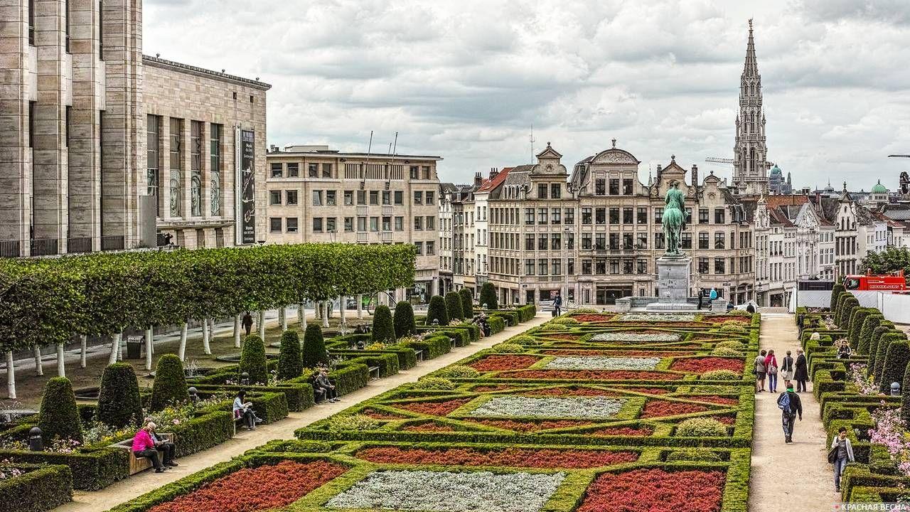 Бельгия. Брюссель