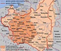Польша в 1918 году