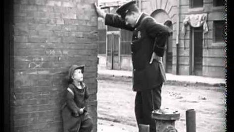 Цитата. К/ф «Малыш». Реж. Чарли Чаплин. США. 1921
