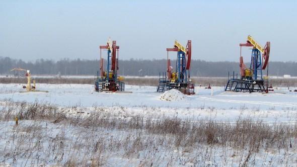 Нефтянные качалки