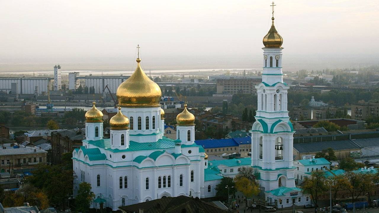 Собор Рождества Пресвятой Богородицы в Ростове-на-Дону