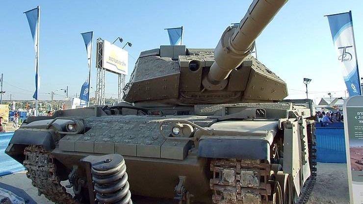 Турецкий танк M60A1